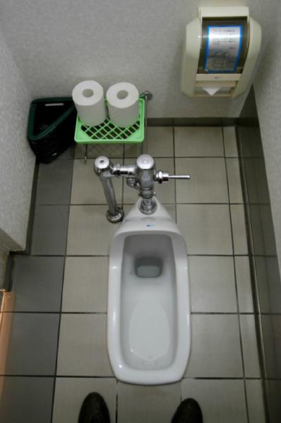 Любят это в туалете